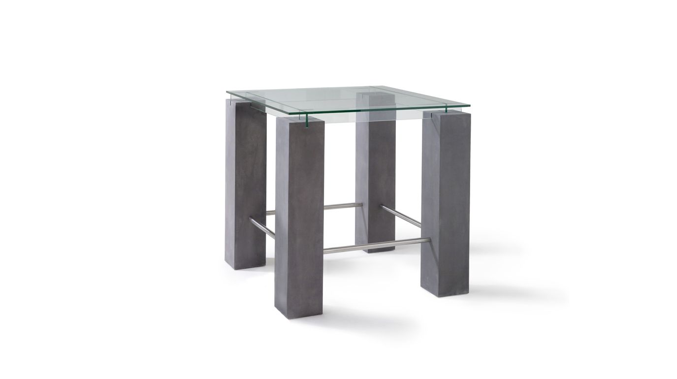 table basse patine b ton t n r roche bobois. Black Bedroom Furniture Sets. Home Design Ideas