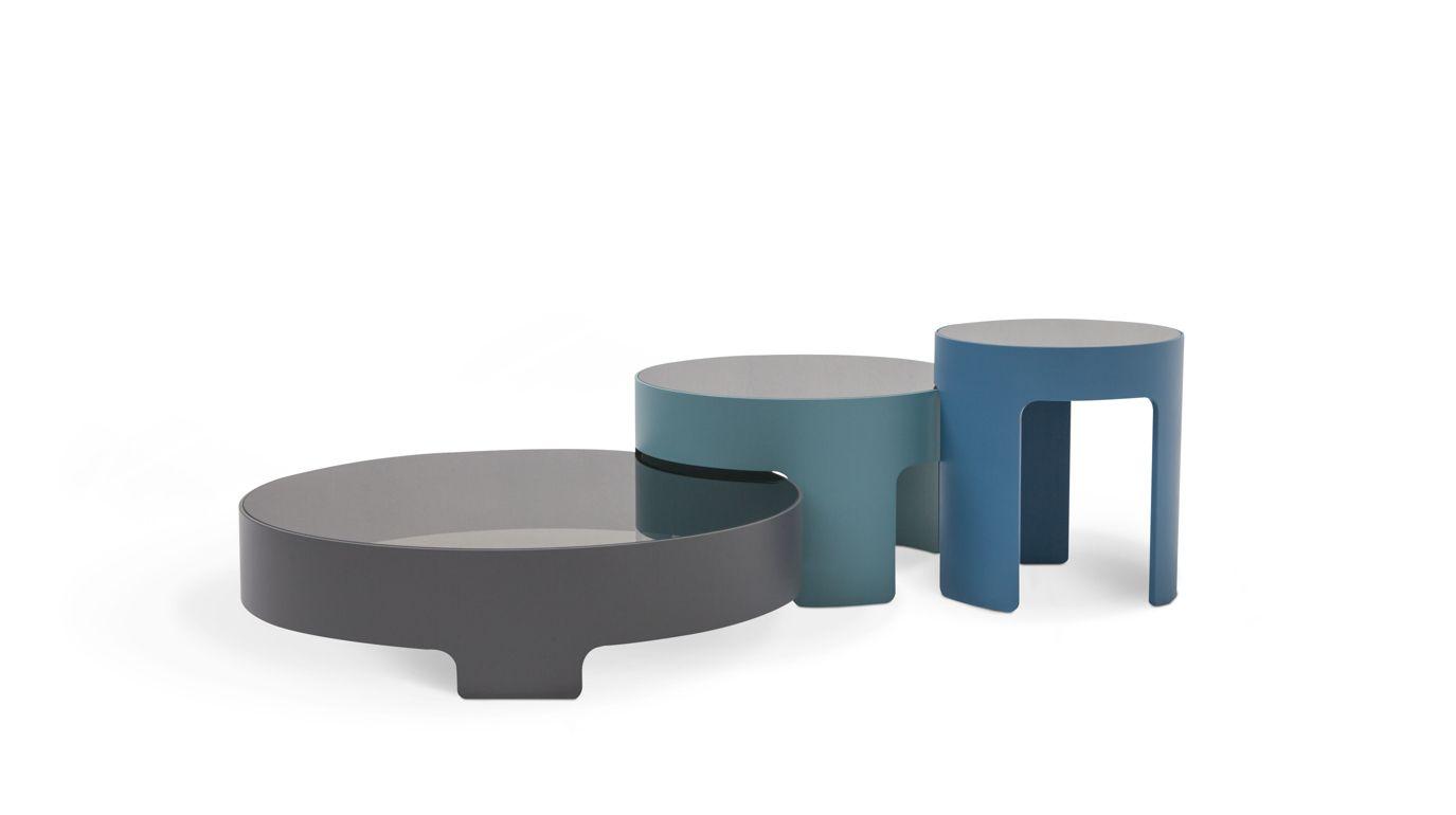 Blogger corner composition roche bobois - Tables basses de salon roche bobois ...