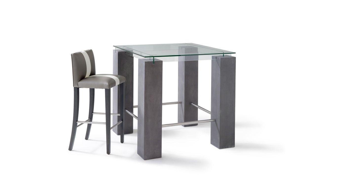 Carioca bar stool roche bobois for Bar roche bobois