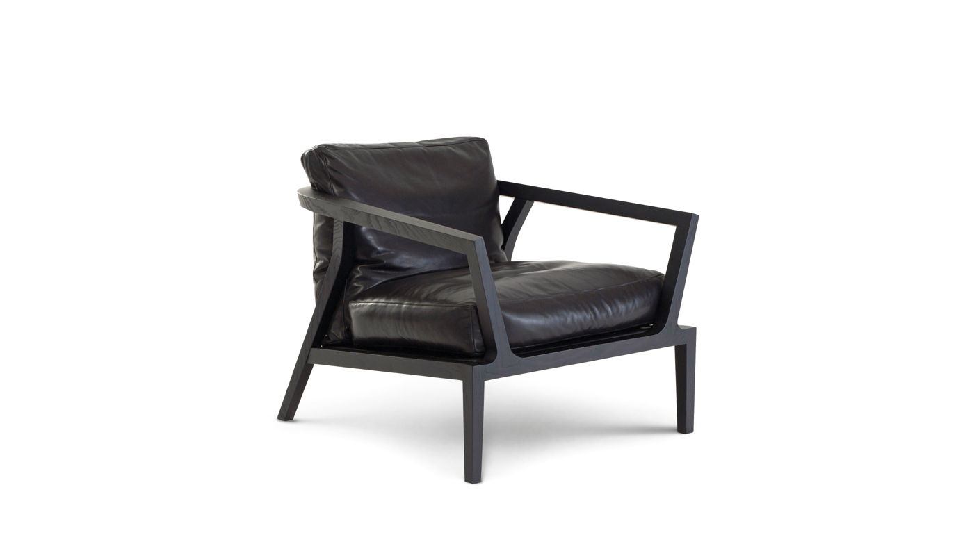 Echoes chair roche bobois for Chaise roche bobois cuir