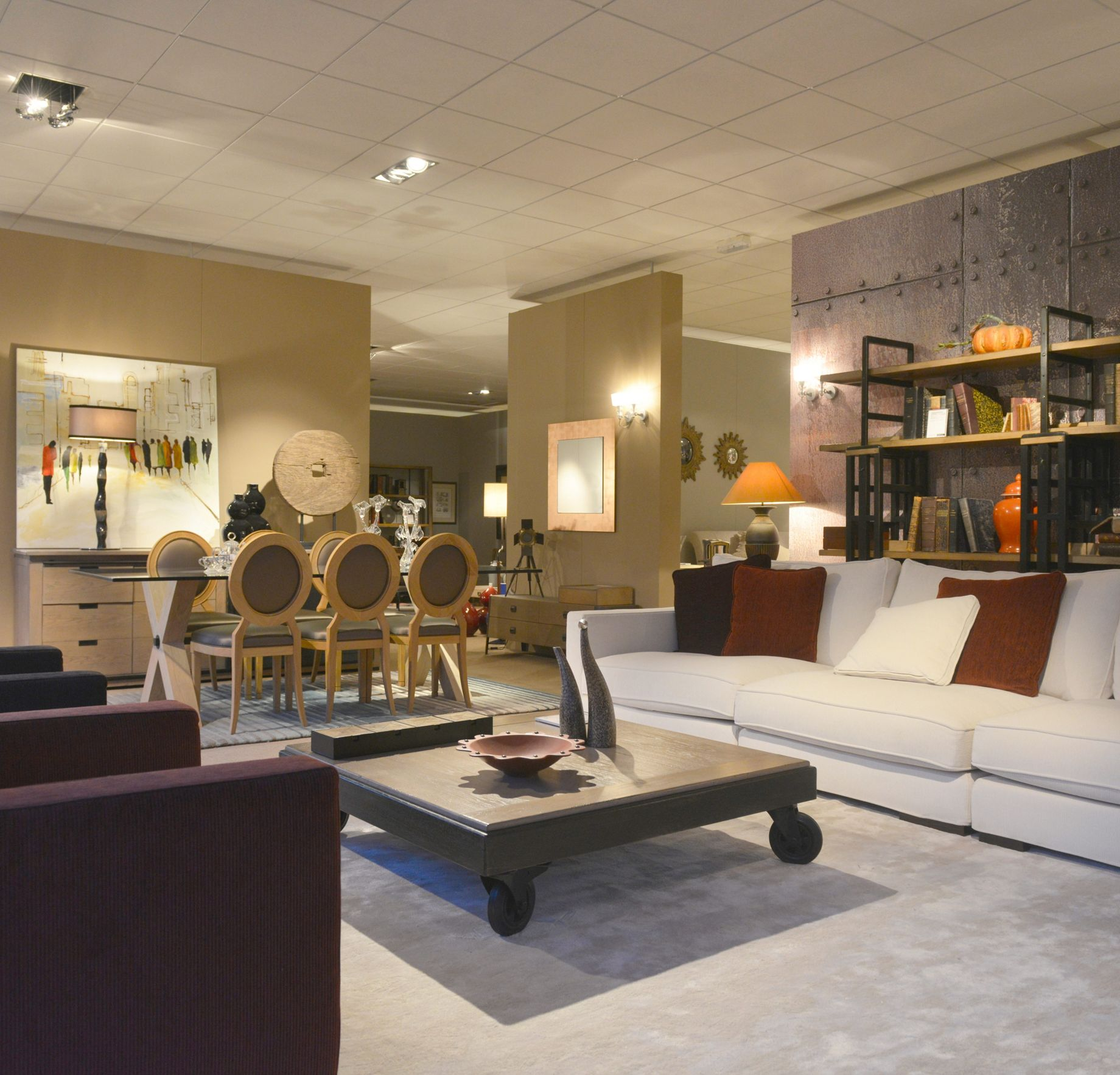 Indogatecom Salon Moderne Rochebobois