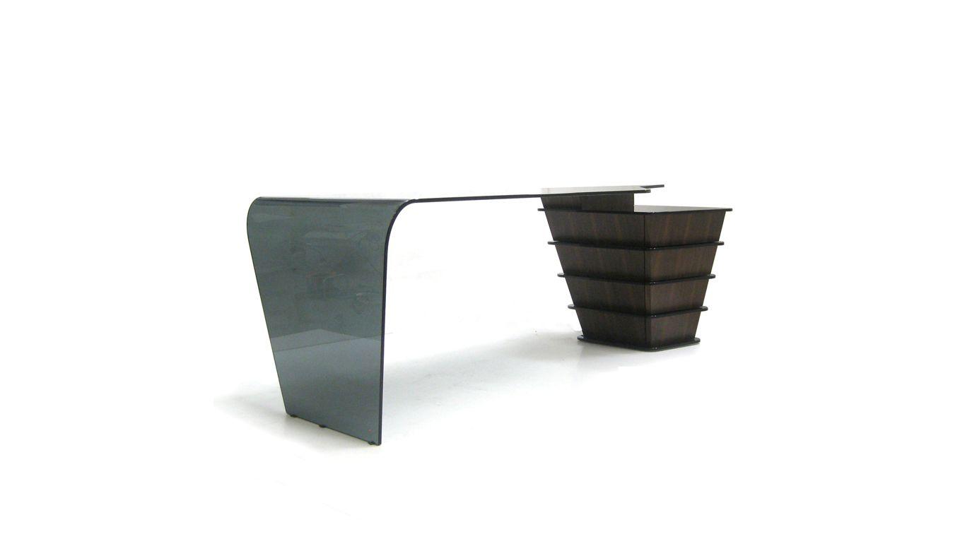 stratos desk roche bobois. Black Bedroom Furniture Sets. Home Design Ideas