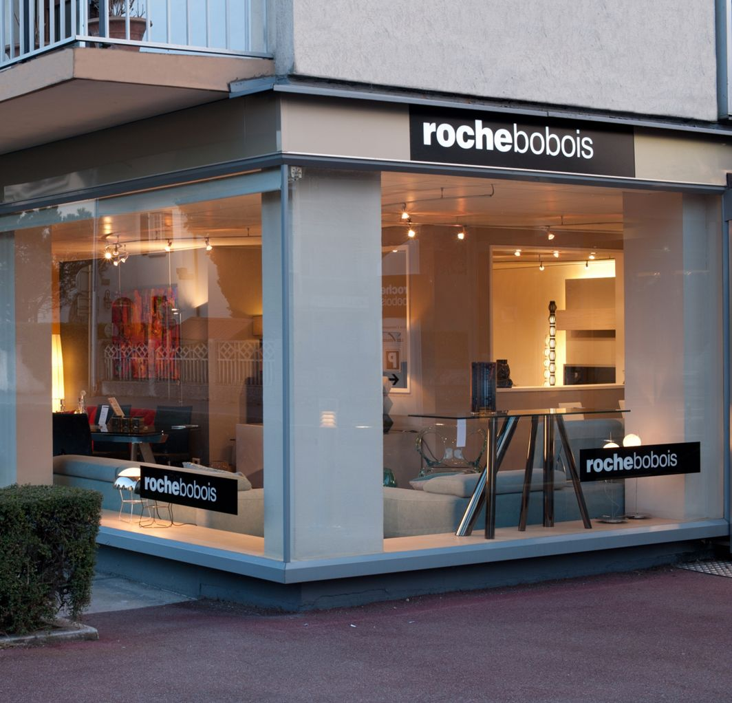 Negozio roche bobois thonon contemporains 74200 - Roche bobois contemporain ...