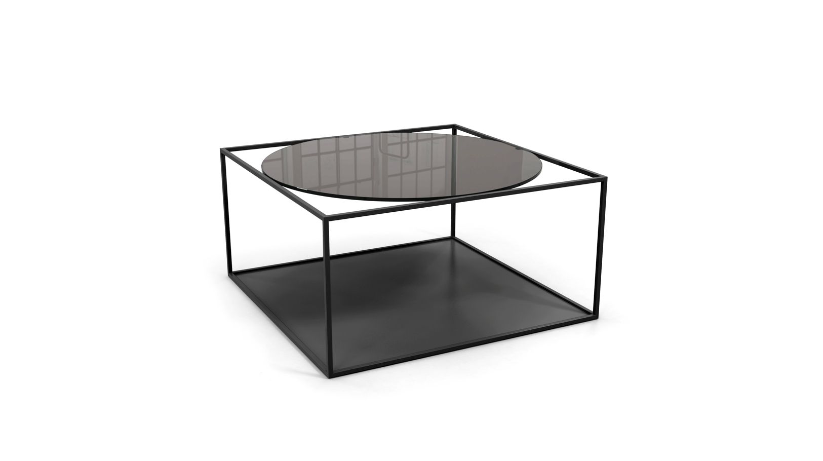 G3 end table roche bobois - Table basse verre roche bobois ...