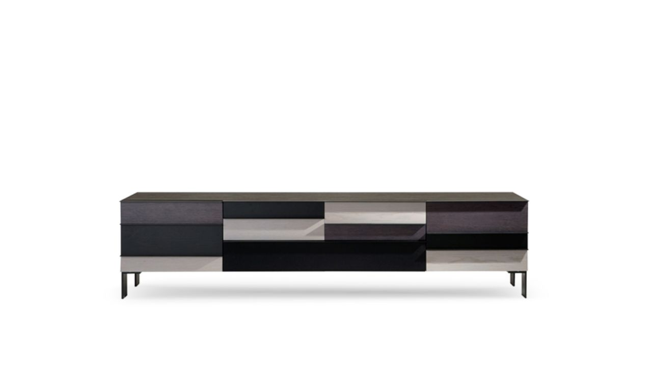 Colors tv unit roche bobois - Meuble tv roche bobois ...