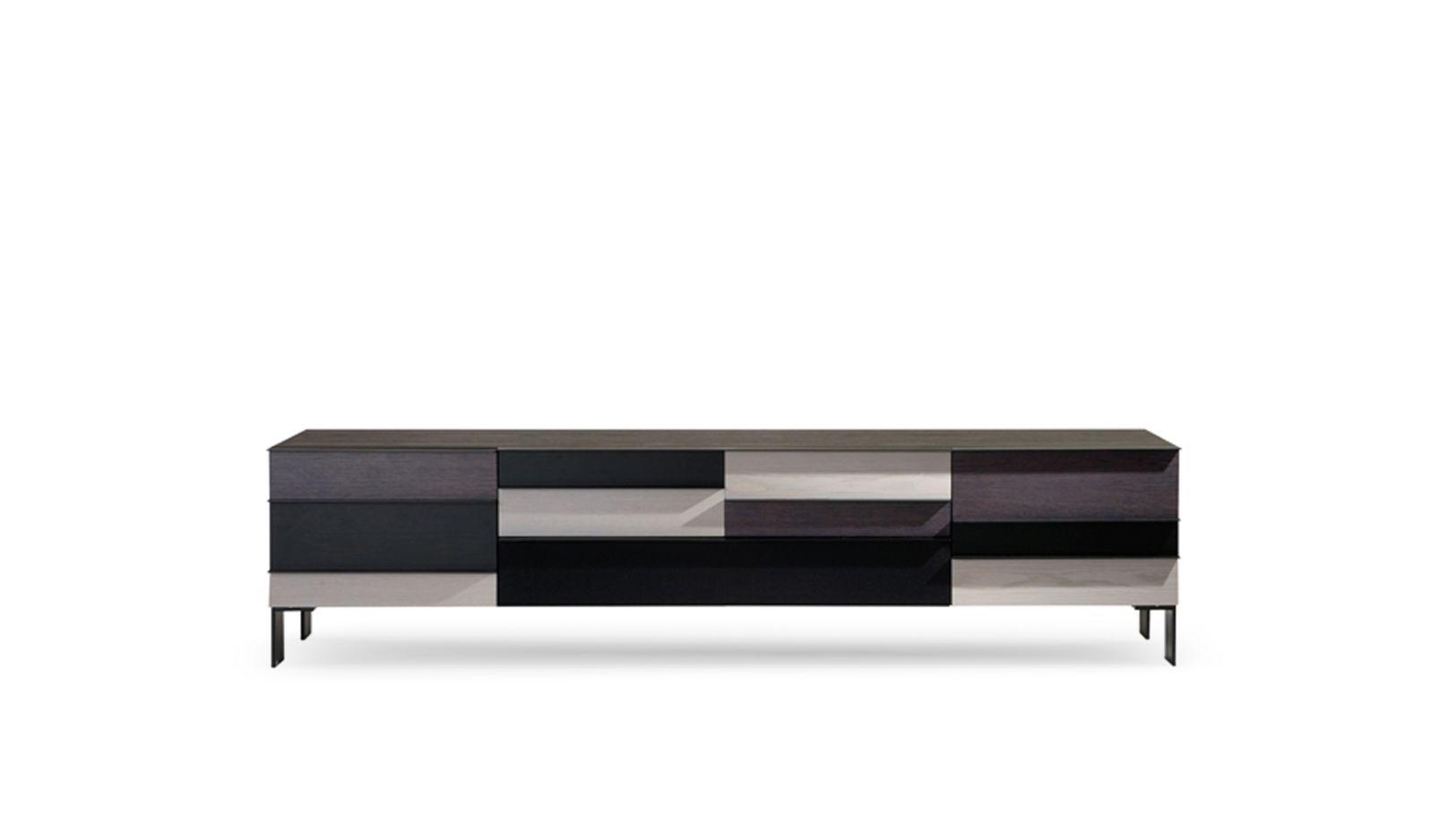 colors sideboard roche bobois. Black Bedroom Furniture Sets. Home Design Ideas