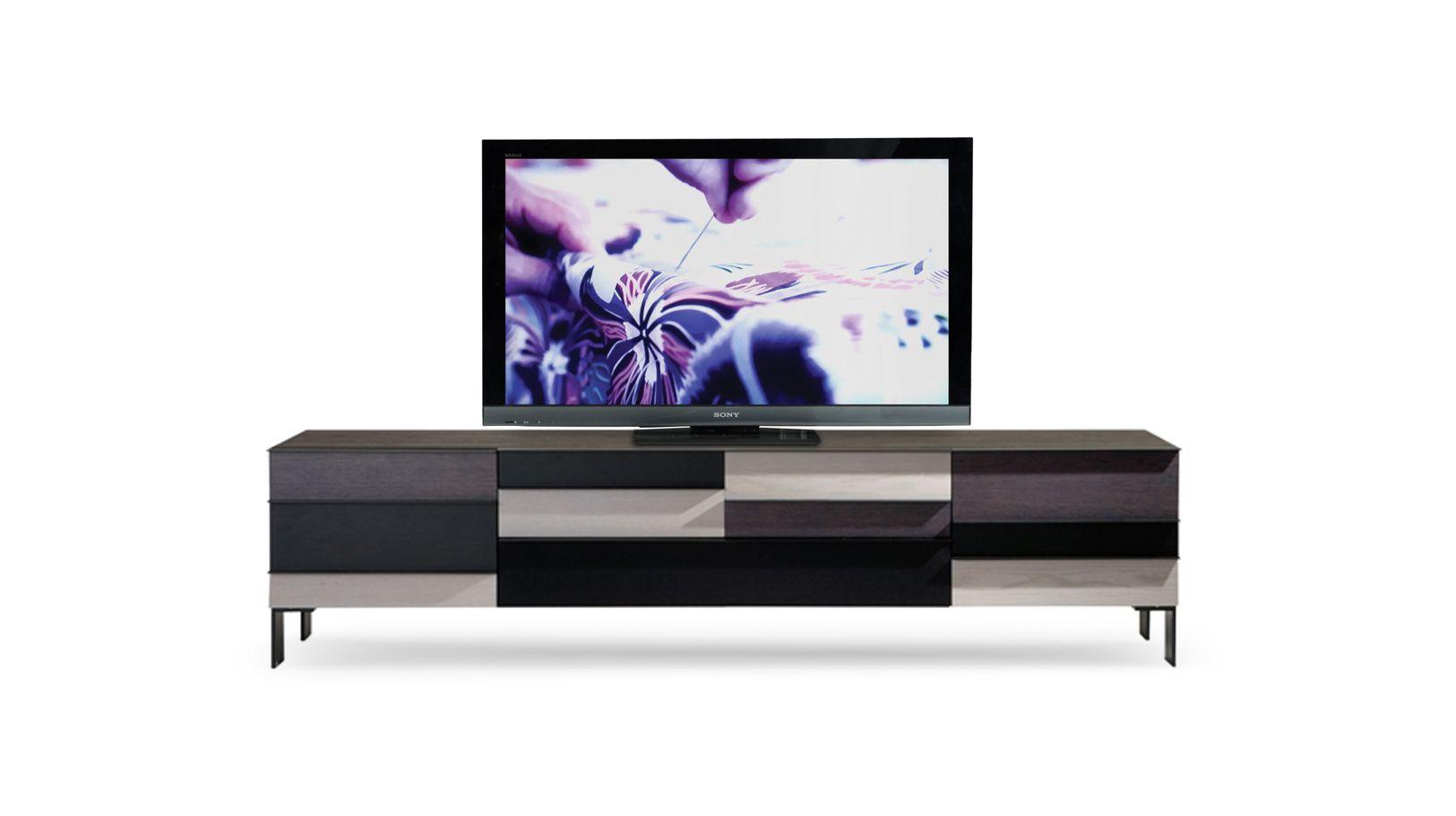 colors tv unit roche bobois. Black Bedroom Furniture Sets. Home Design Ideas