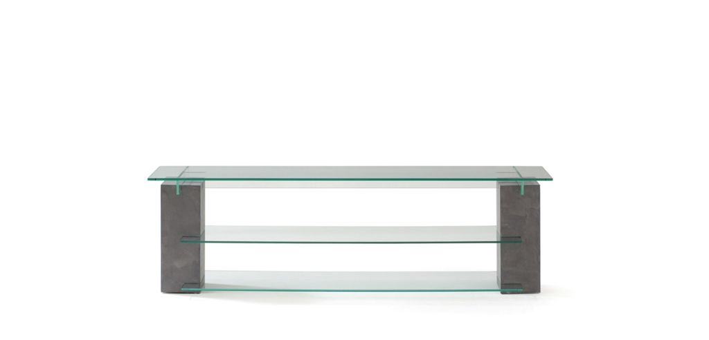 meuble tv tenere - roche bobois - Meuble Tele Design Roche Bobois