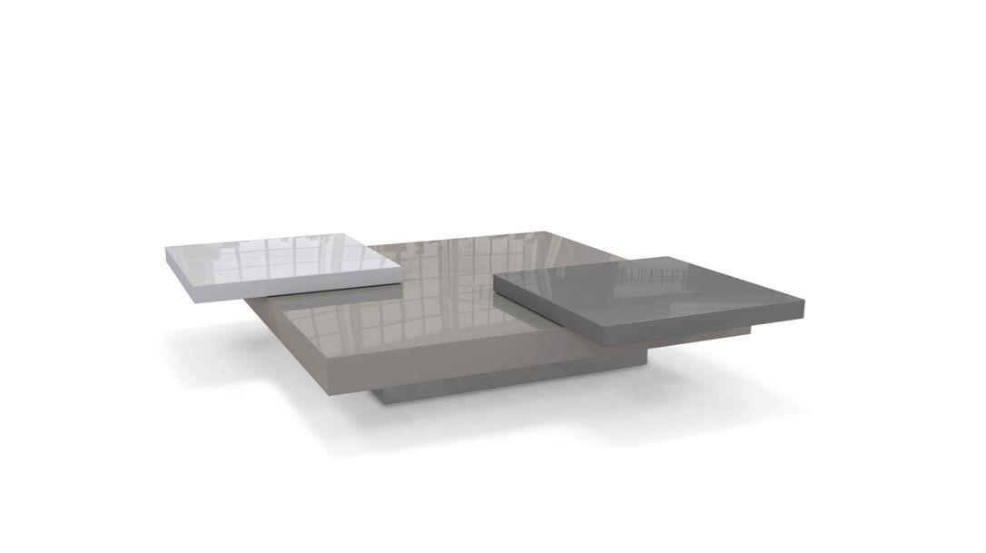 podium table basse roche bobois. Black Bedroom Furniture Sets. Home Design Ideas