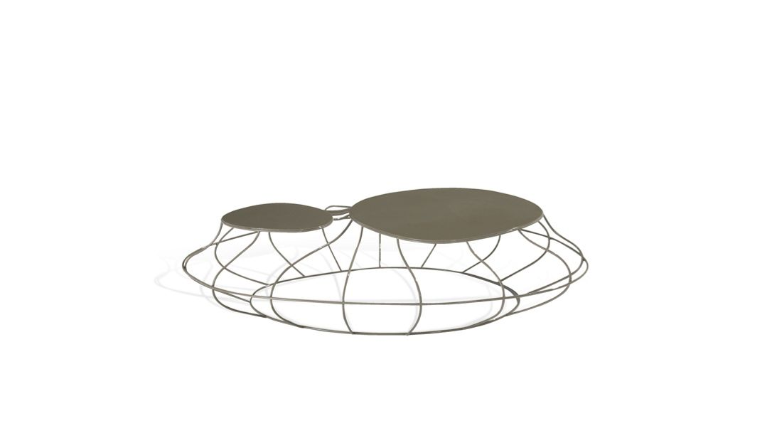 table basse xxm cute cut filaire roche bobois. Black Bedroom Furniture Sets. Home Design Ideas