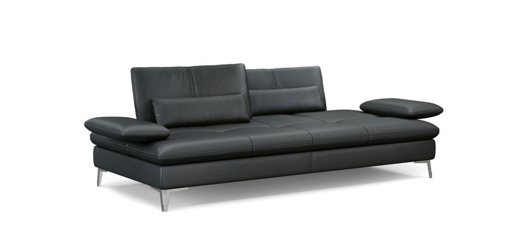SCENARIO SEAT SOFA LARGE Roche Bobois - Canapés cuir roche bobois