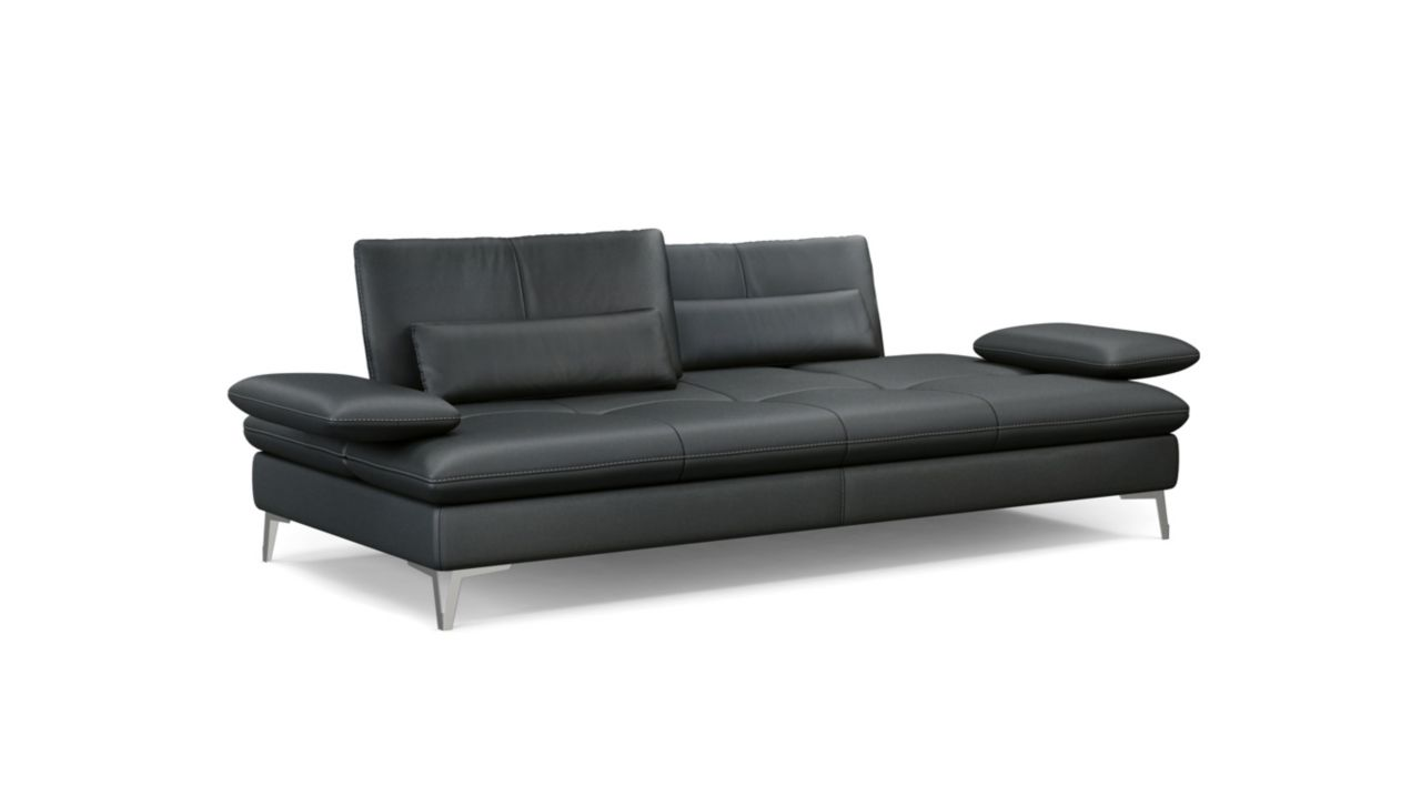 Grand canap 3 places scenario roche bobois - Grand canape convertible ...