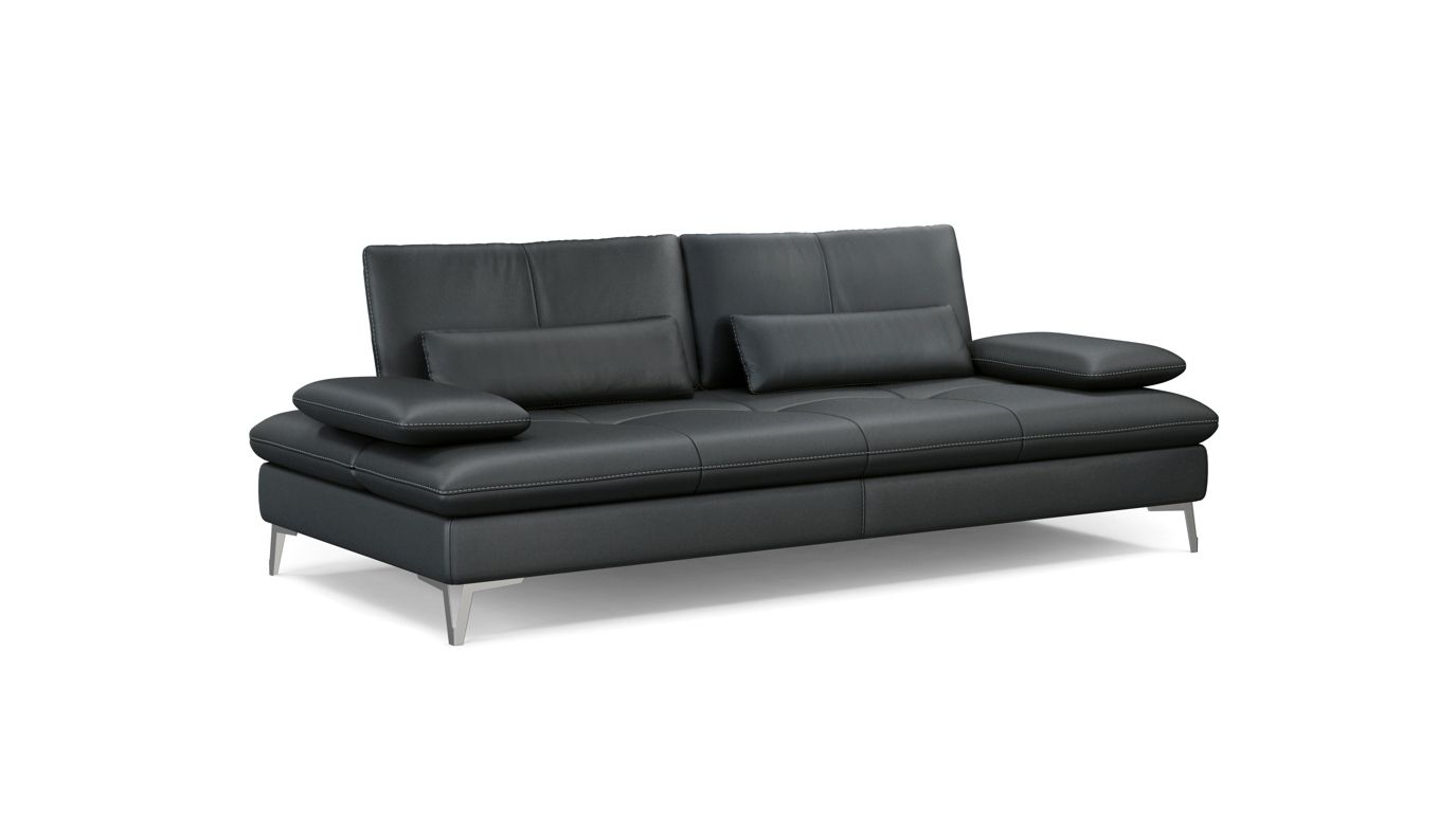 scenario 3 seat sofa large roche bobois. Black Bedroom Furniture Sets. Home Design Ideas