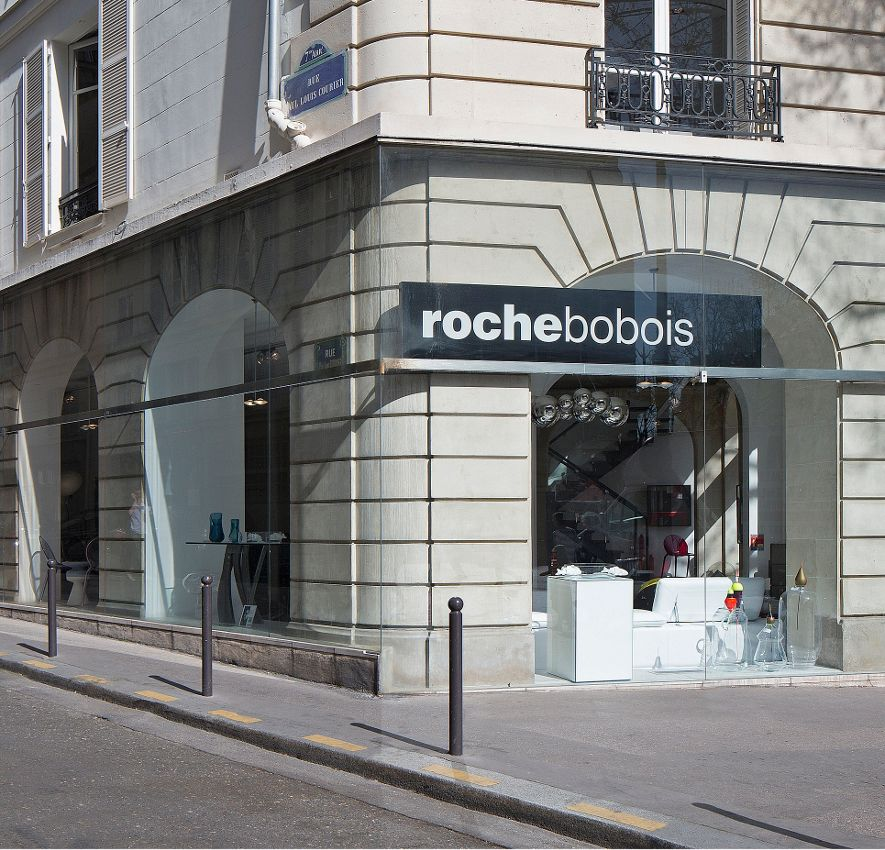 magasin roche bobois paris 7 contemporains 75007. Black Bedroom Furniture Sets. Home Design Ideas