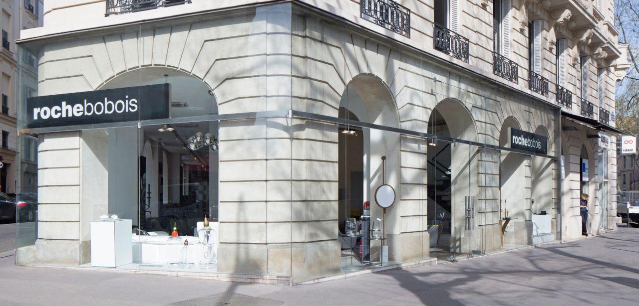 magasin roche bobois paris 7 contemporains 75007. Black Bedroom Furniture Sets. Home Design Ideas