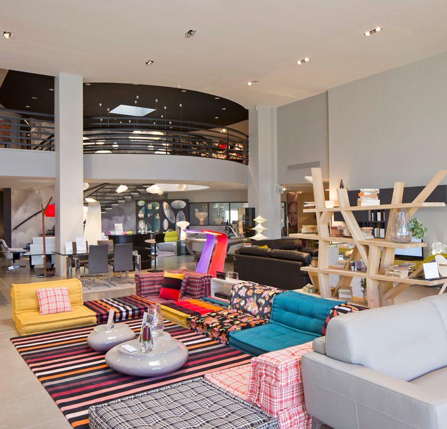 magasin roche bobois orgeval 78630. Black Bedroom Furniture Sets. Home Design Ideas