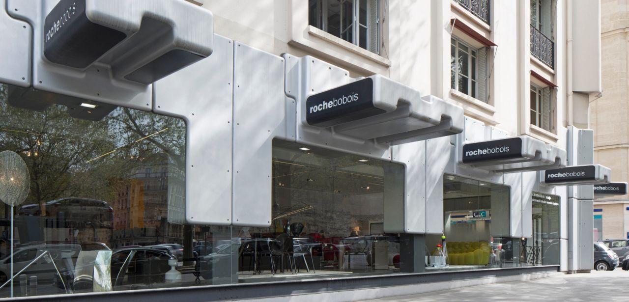 magasin roche bobois paris 17 contemporains 75017. Black Bedroom Furniture Sets. Home Design Ideas
