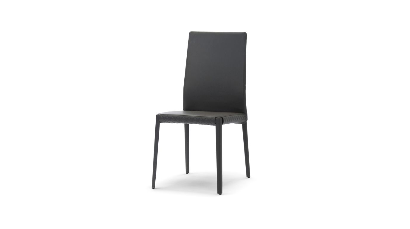 Cocot chair high back roche bobois for Chaise roche bobois