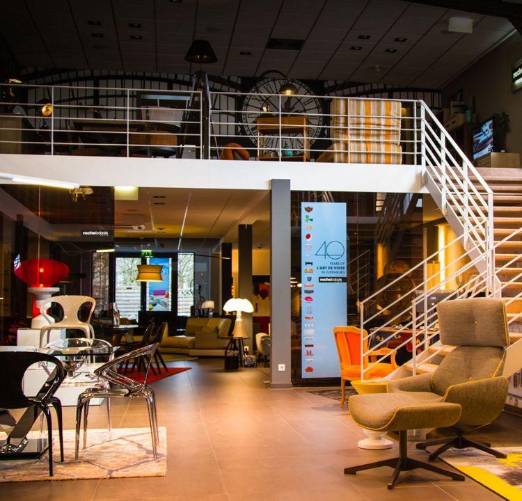 rendez vous magasin roche bobois luxembourg bertrange 8081. Black Bedroom Furniture Sets. Home Design Ideas