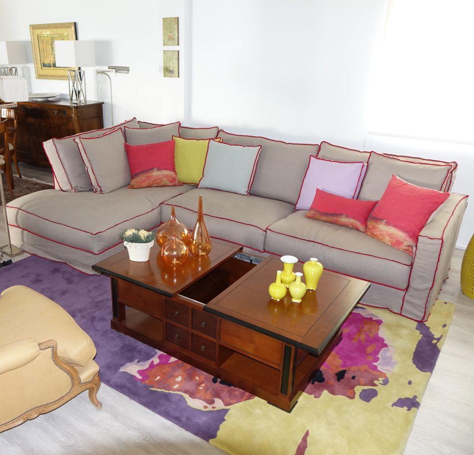 roche bobois showroom limassol 3030. Black Bedroom Furniture Sets. Home Design Ideas