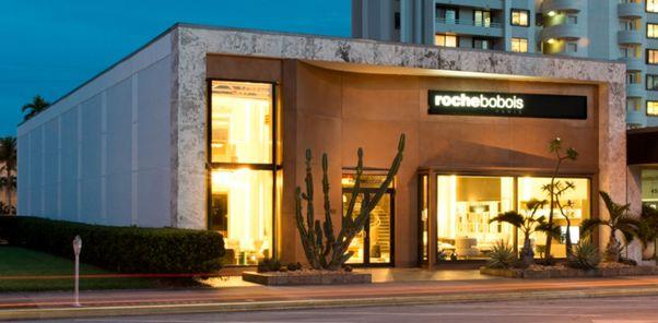 Roche Bobois showroom FL - Miami - Coral Gables (FL 33134)