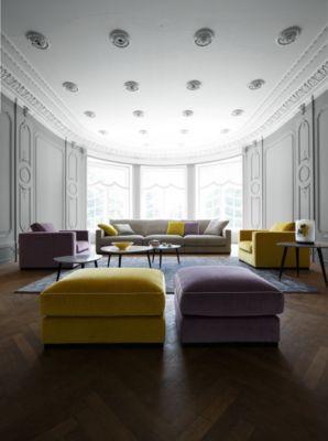 LONG ISLAND 2 Modular sofa (Nouveaux Classiques collection) Roche Bobois # Roche Beau Bois Canapé