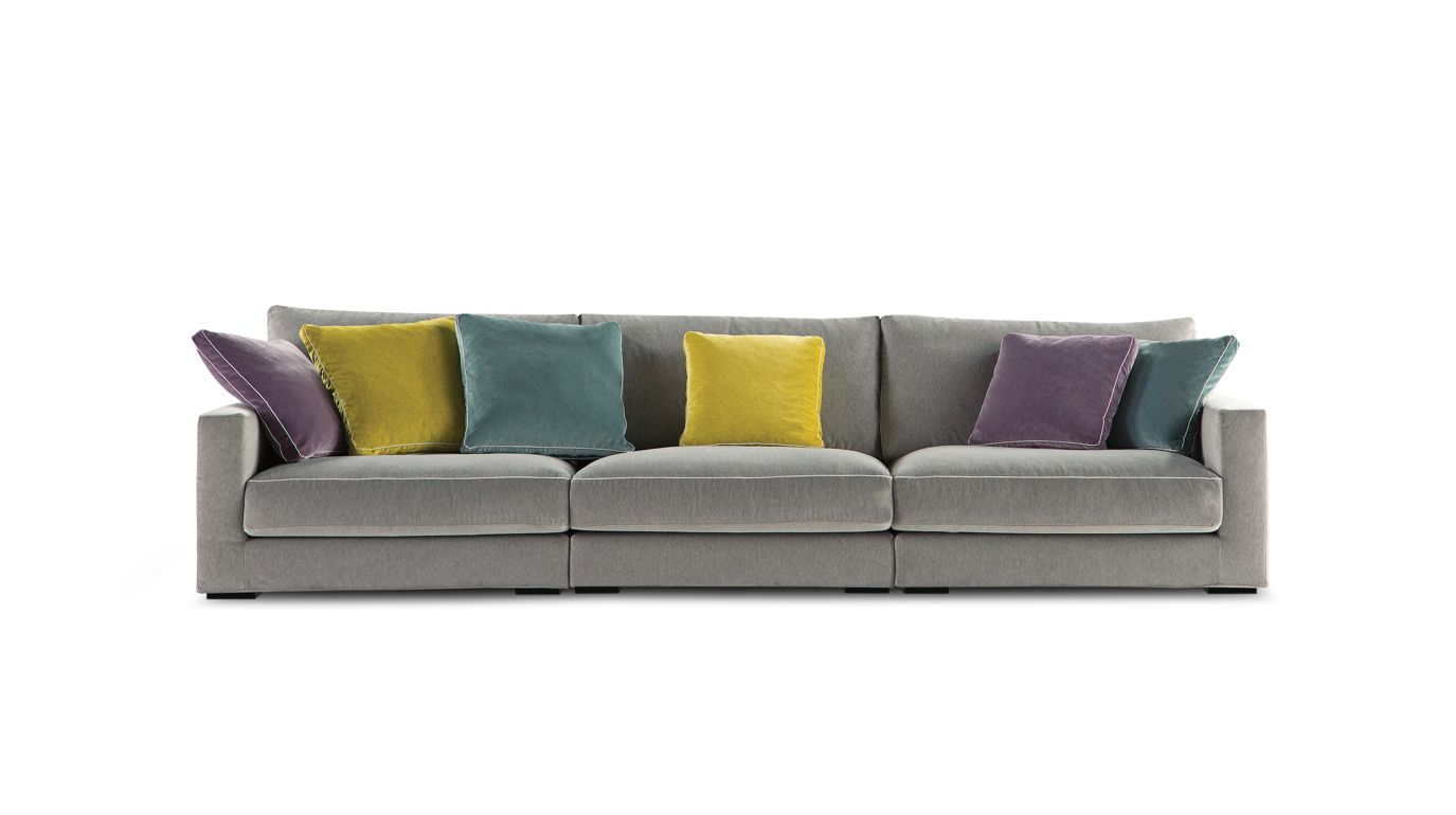 Roche bobois long island sofa for Canape roche bobois