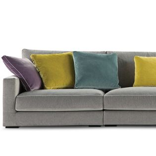 Awe Inspiring Long Island 2 Modular Sofa Nouveaux Classiques Collection Interior Design Ideas Clesiryabchikinfo