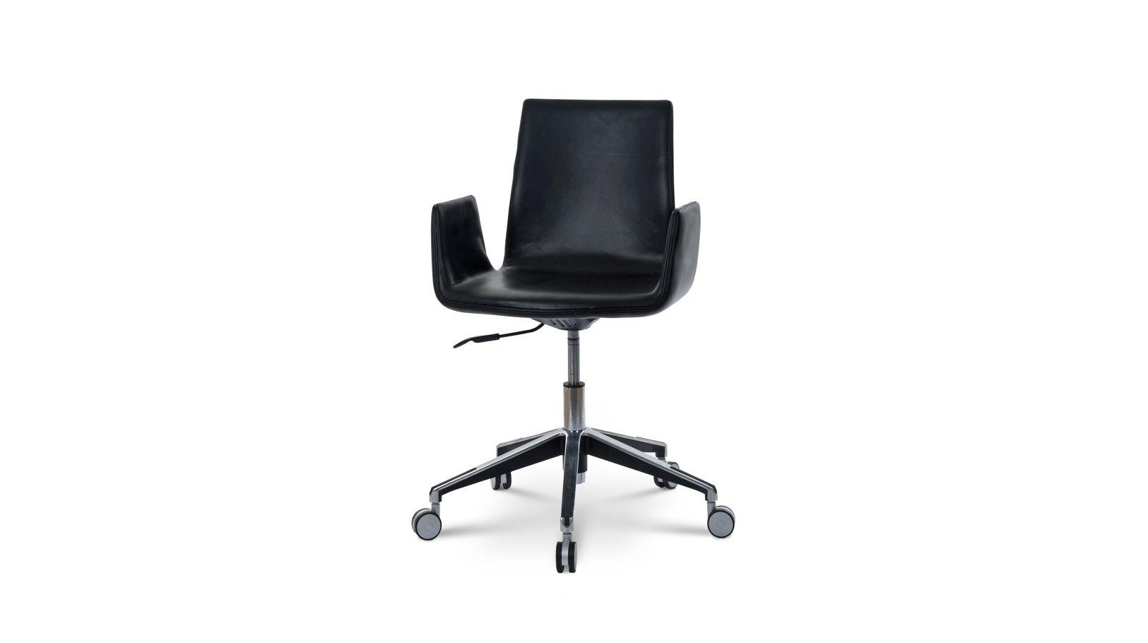 Fauteuil de bureau furtif roche bobois - Roche bobois fauteuil ...