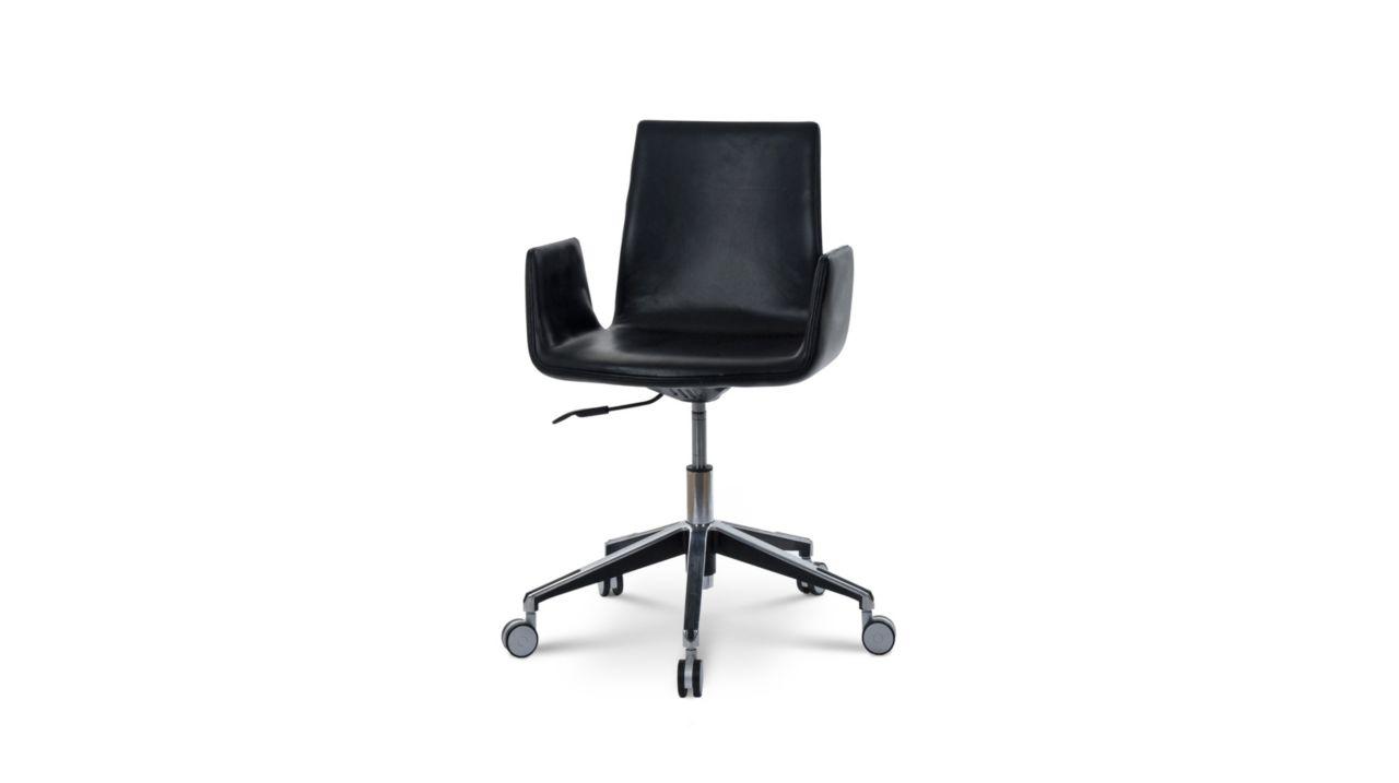 fauteuil de bureau furtif roche bobois. Black Bedroom Furniture Sets. Home Design Ideas