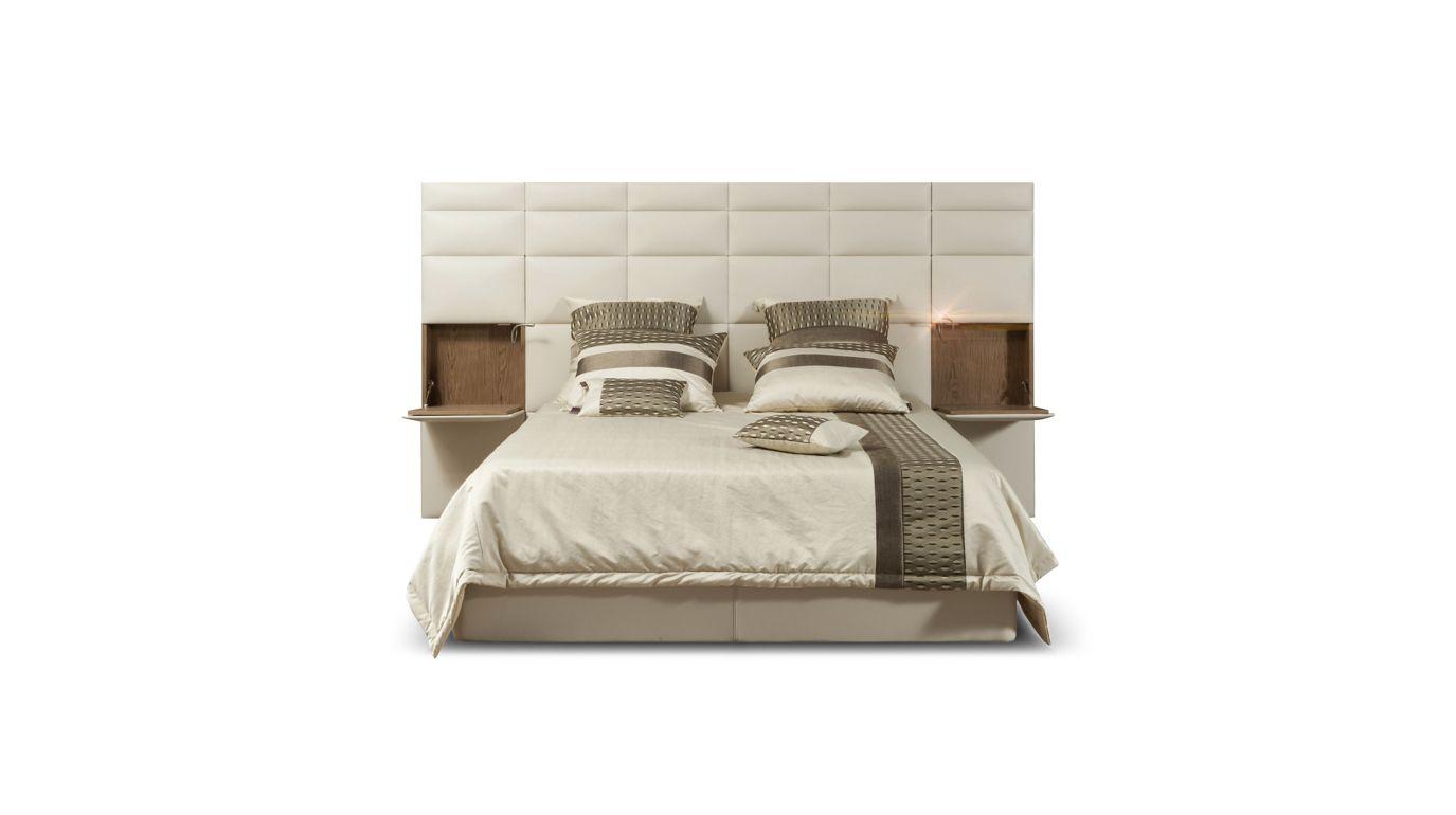 courchevel bed roche bobois. Black Bedroom Furniture Sets. Home Design Ideas