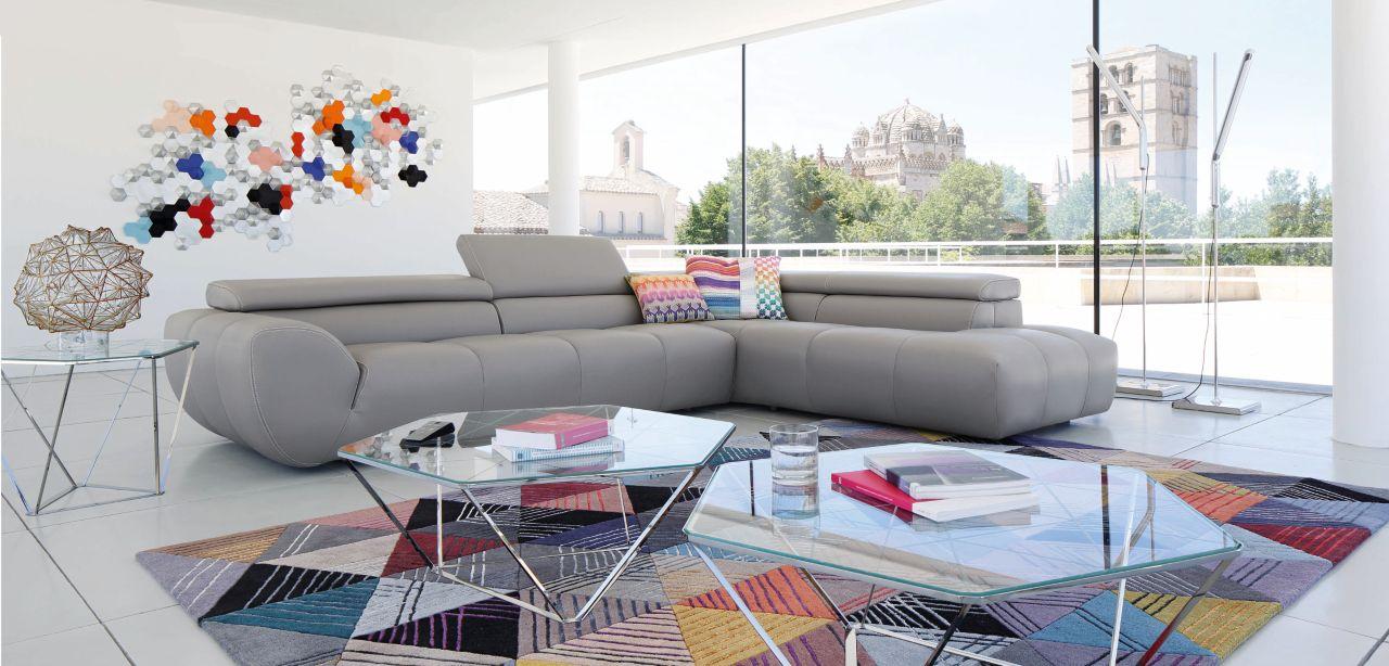 attitude corner composition roche bobois. Black Bedroom Furniture Sets. Home Design Ideas