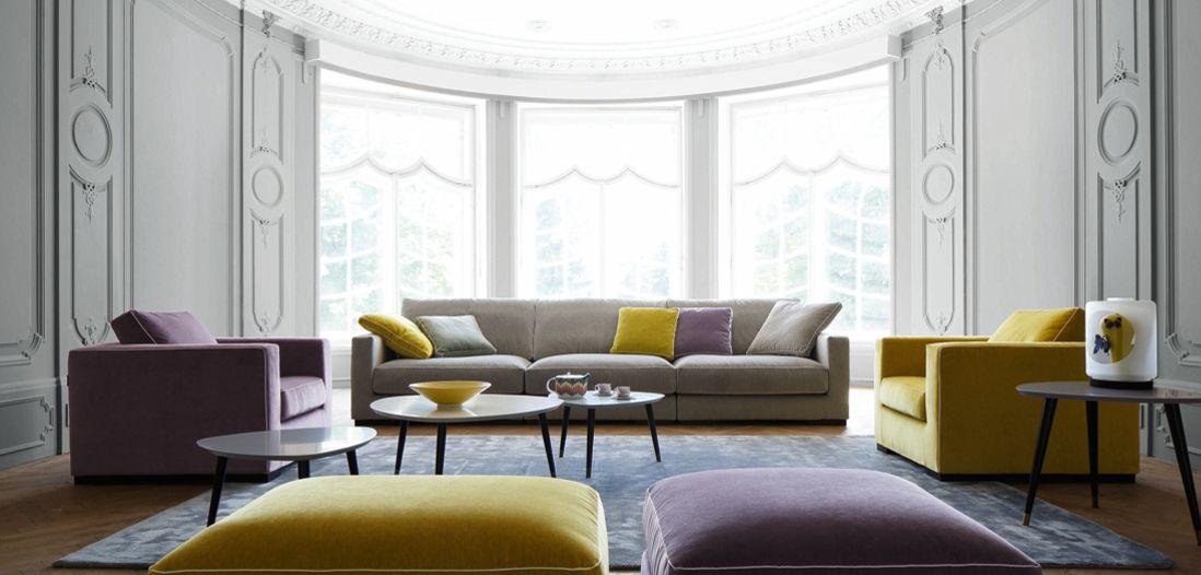 Roche bobois paris interior design contemporary furniture for Roche bobois italia