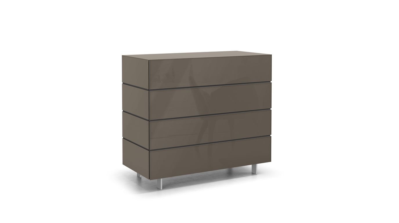 comoda 4 cajones globo roche bobois. Black Bedroom Furniture Sets. Home Design Ideas