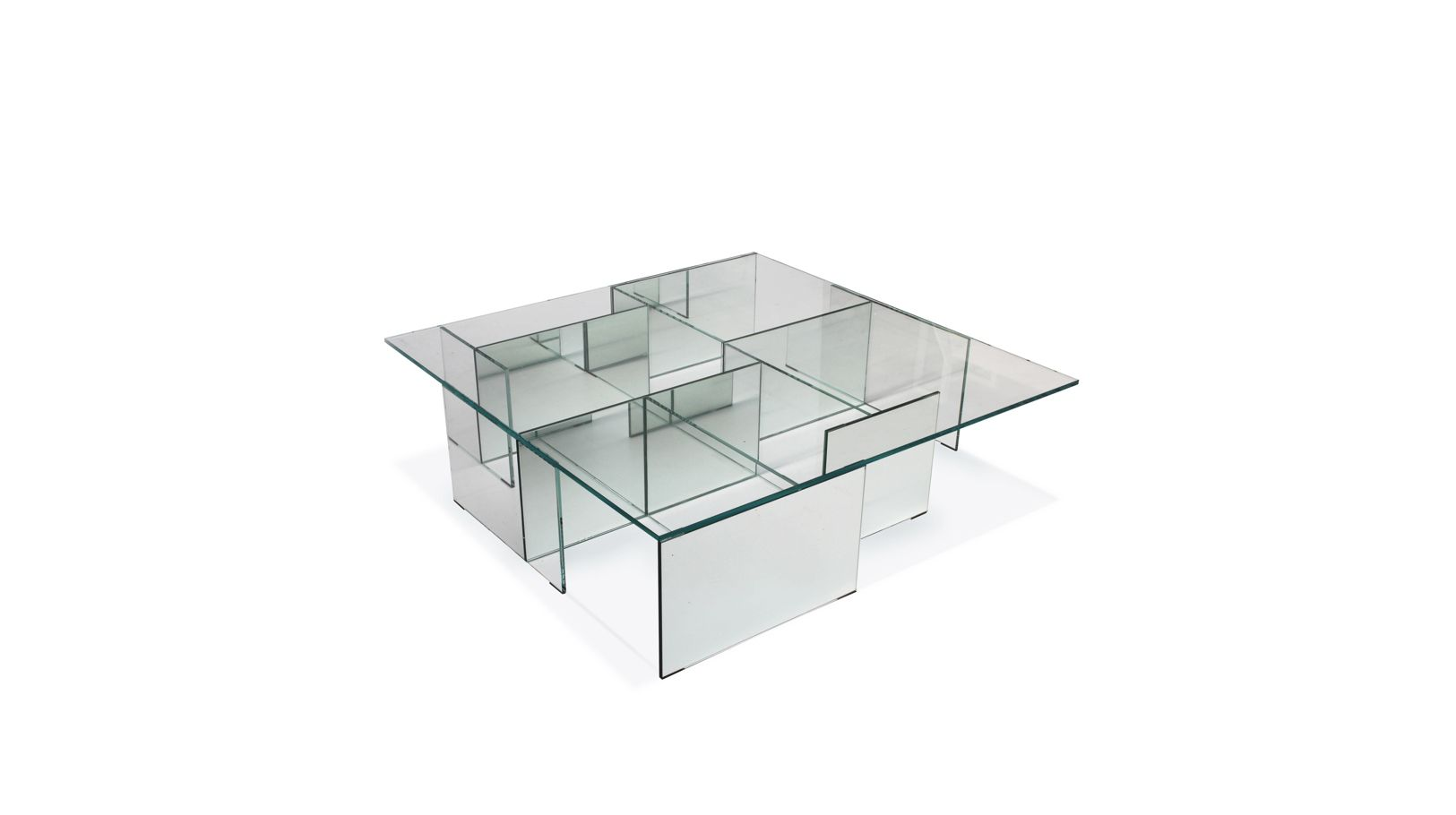 Table basse diapo roche bobois - Roche bobois table basse ...