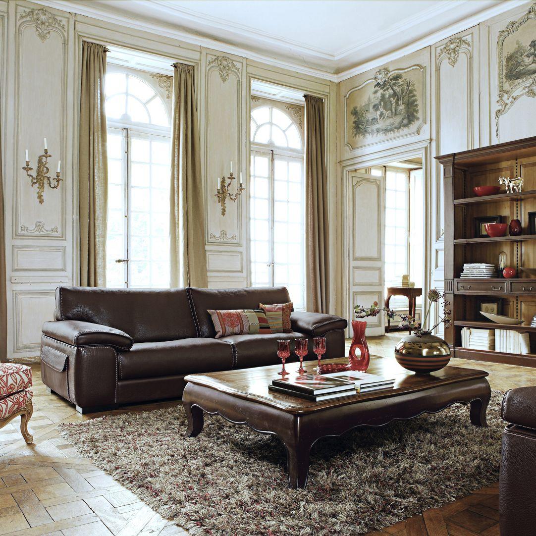 ASCOT DIVANO 3P (Collezione Nouveaux Classiques) - Roche Bobois