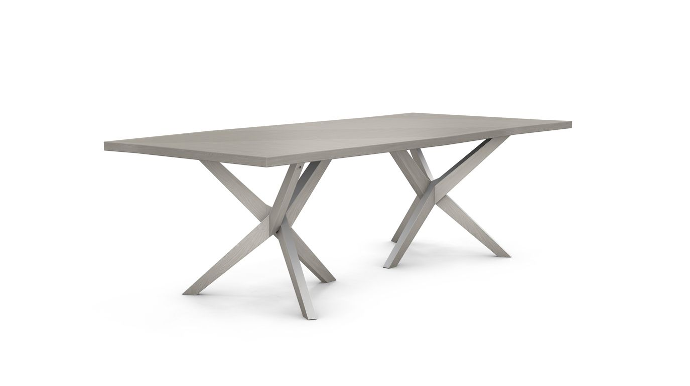 Lag bridge roche bobois for Table ardoise roche bobois