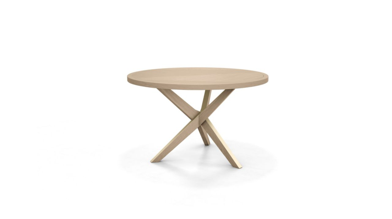 Jane dining table roche bobois for Table extensible roche bobois