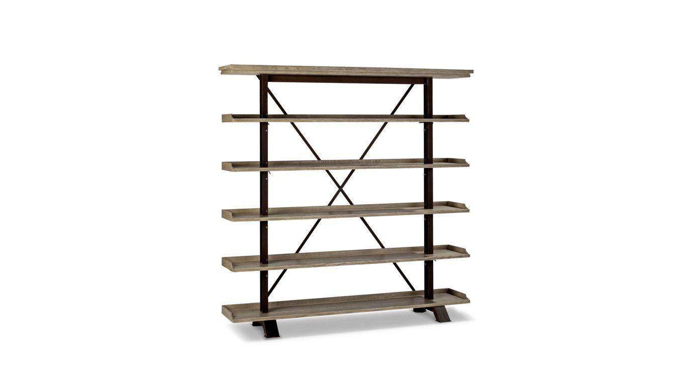 Syntaxe shelf nouveaux classiques collection roche bobois - Roche bobois etagere ...