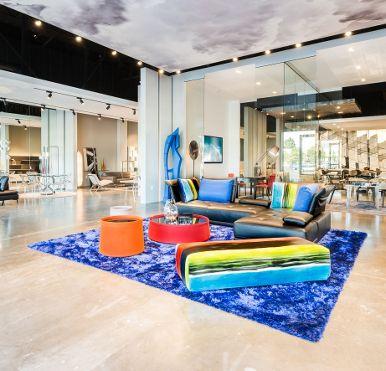 roche bobois showroom ca costa mesa ca 92626. Black Bedroom Furniture Sets. Home Design Ideas