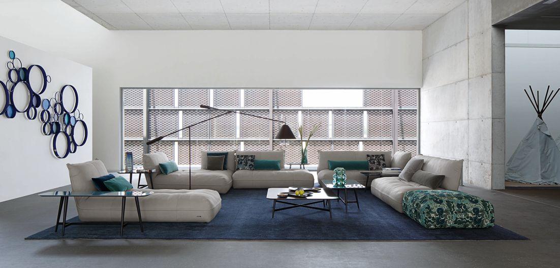 tendances automne hiver 2015 roche bobois. Black Bedroom Furniture Sets. Home Design Ideas