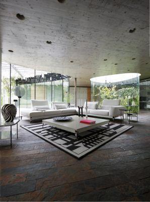 connexe corner composition roche bobois rh roche bobois com Roche Bobois Furniture Minotti Living Room