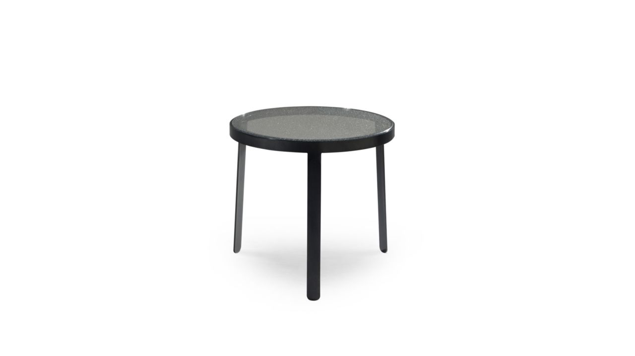 Biz pedestal table roche bobois for Table ardoise roche bobois