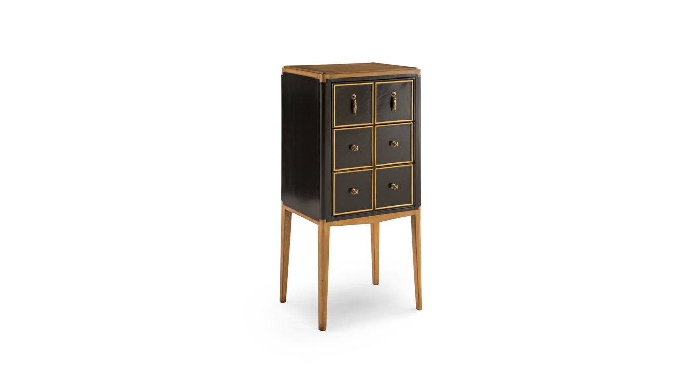 console claridge collection nouveaux classiques roche bobois. Black Bedroom Furniture Sets. Home Design Ideas