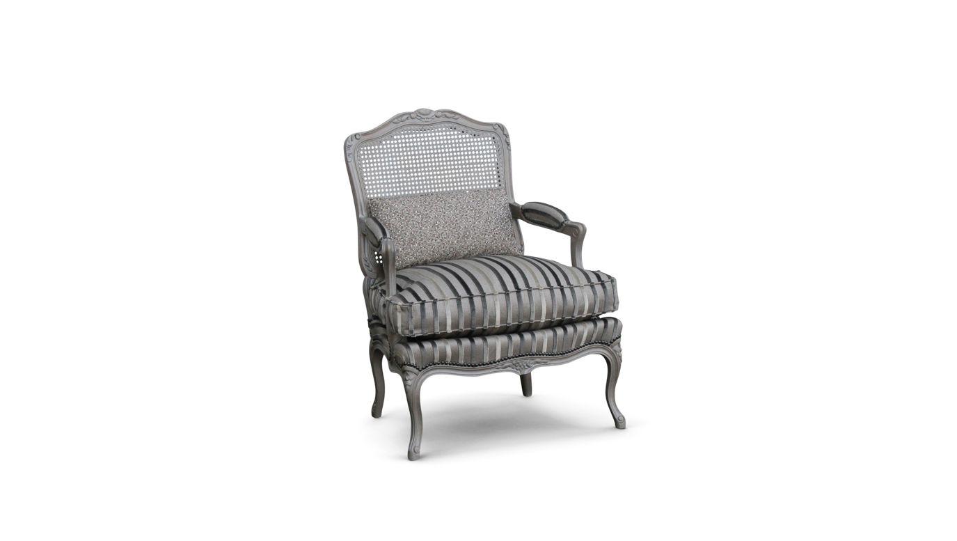 Sultan fauteuil collection nouveaux classiques roche bobois - Roche bobois fauteuil ...
