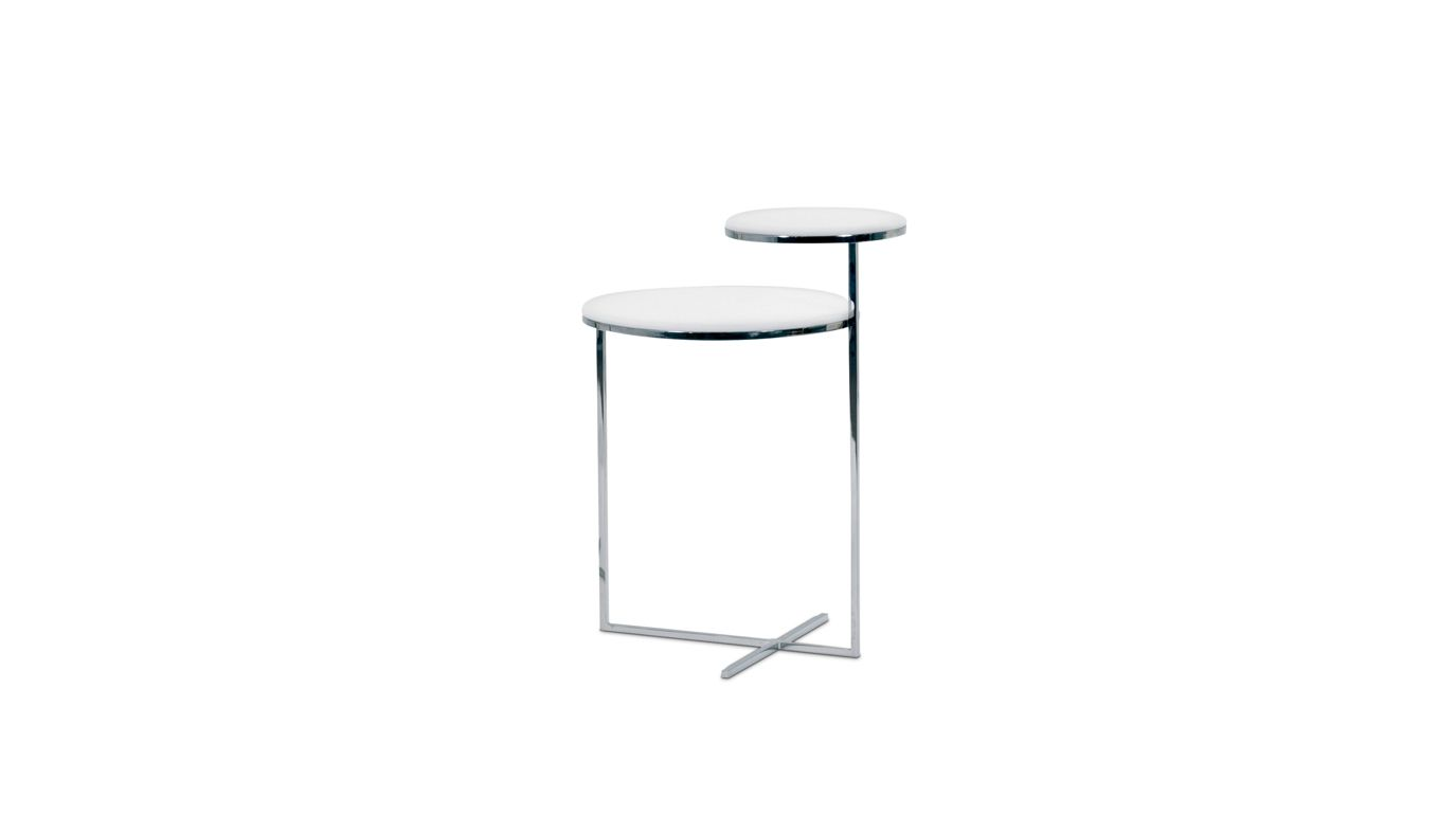 Majordome pedestal table double top roche bobois - Table roche et bobois ...