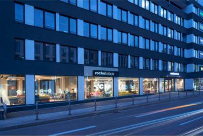 Roche Bobois Showroom Stuttgart Paulinenstrasse 70178