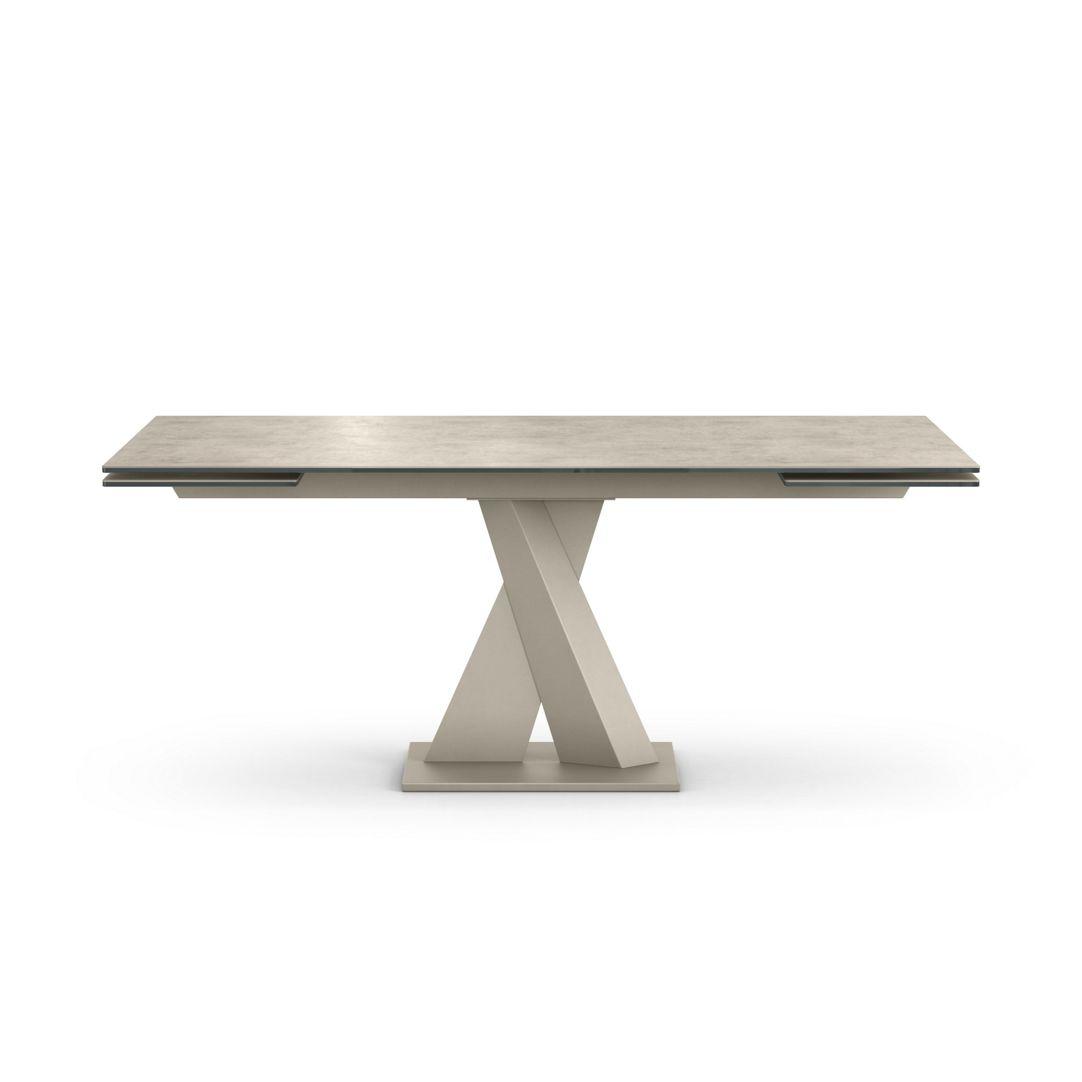 Table salle a manger ceramique roche bobois - Table salon dessus ceramique ...