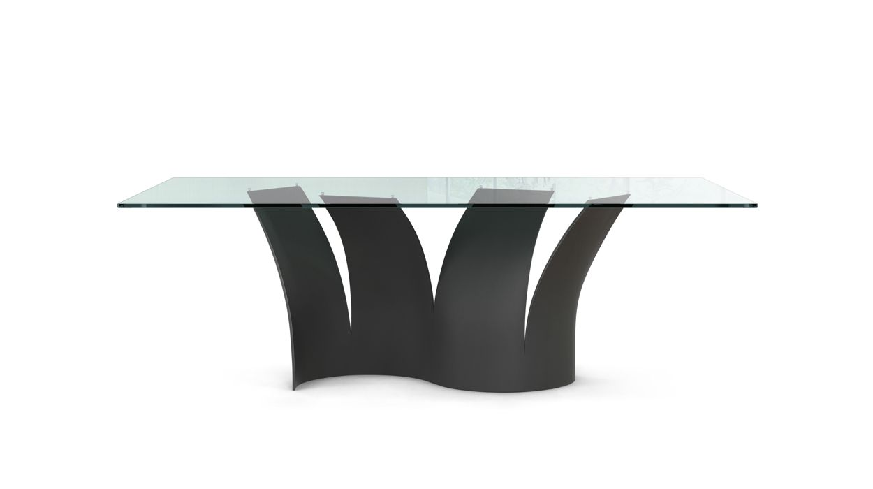 Voiles dining table roche bobois - Table basse roche bobois ...