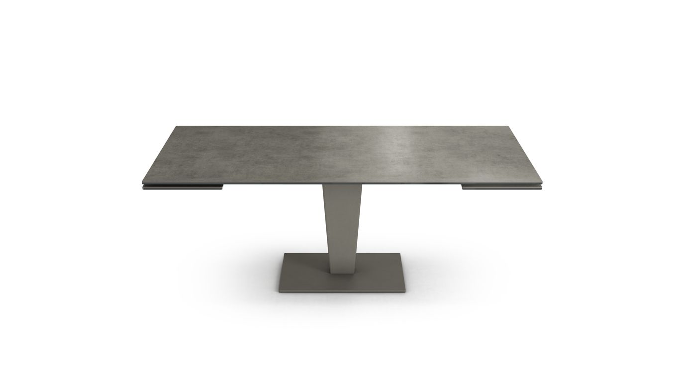 Axel ceramique dining table roche bobois - Roche et bobois table ...